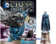 DC Chess Figurine Collection #86 Owlman Forever Evil Eaglemoss